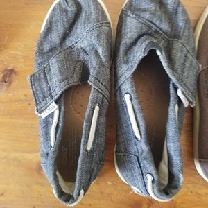 Toms Shoes - Toms Boys Shoes Lot of 2 pairs